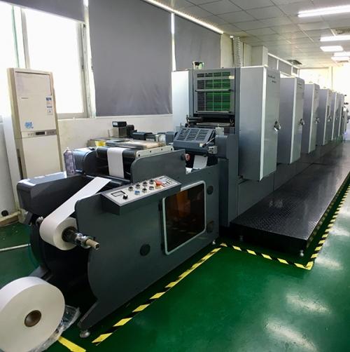 PS printing machine