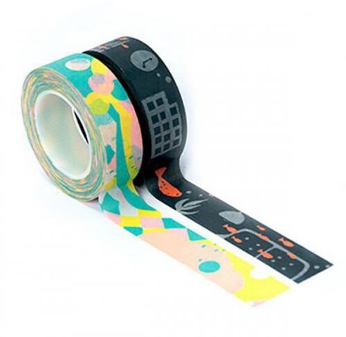 Creative paper tape