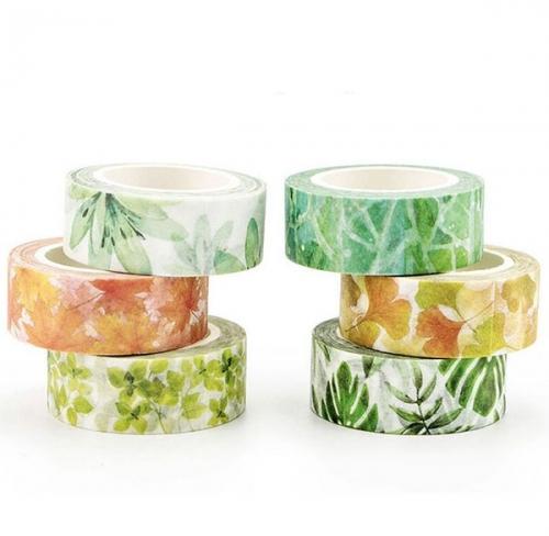Four seasons washi tape