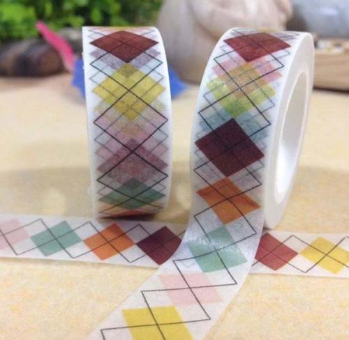 Pocket paper tape
