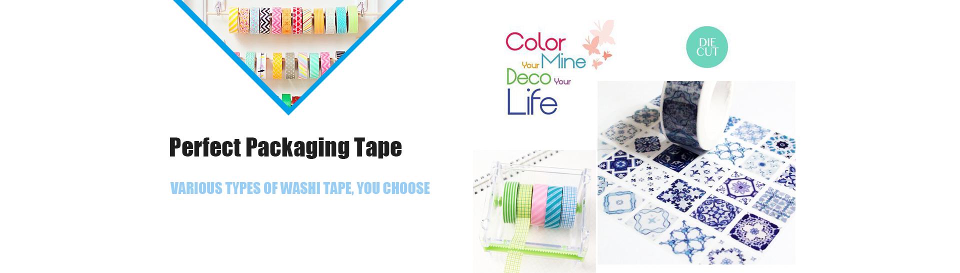Custom washi Tape