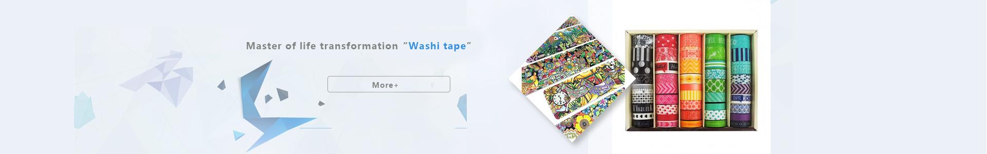 Washi tape printing